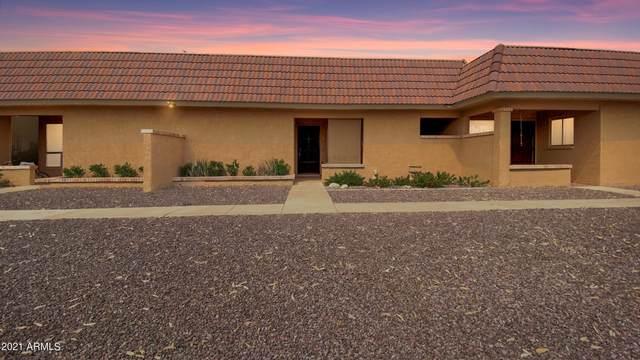 501 W Pontiac Drive #6, Phoenix, AZ 85027 (MLS #6268786) :: Yost Realty Group at RE/MAX Casa Grande