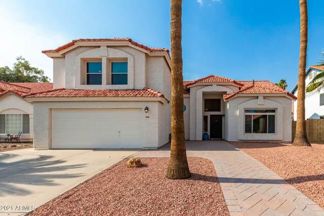 4126 E Ashurst Drive, Phoenix, AZ 85048 (MLS #6268829) :: Keller Williams Realty Phoenix