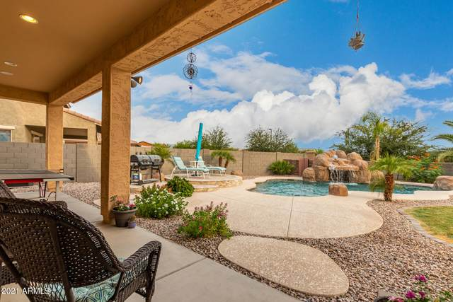 3105 E Cherrywood Place, Chandler, AZ 85249 (MLS #6269010) :: The Riddle Group