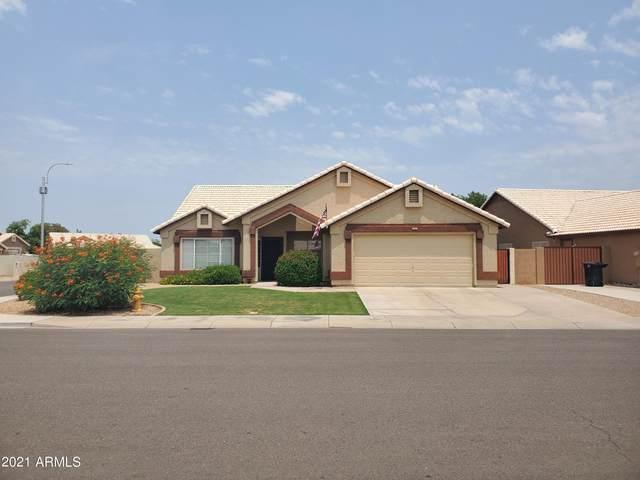 1690 E Tyson Place, Chandler, AZ 85225 (MLS #6269030) :: Devor Real Estate Associates
