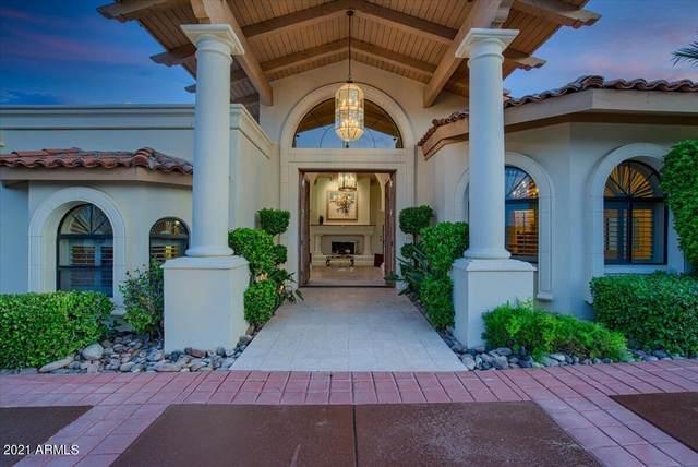 16653 E Jacklin Drive, Fountain Hills, AZ 85268 (MLS #6269089) :: Executive Realty Advisors