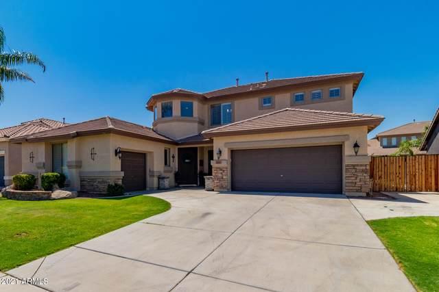3927 E Andre Avenue, Gilbert, AZ 85298 (MLS #6269094) :: Yost Realty Group at RE/MAX Casa Grande
