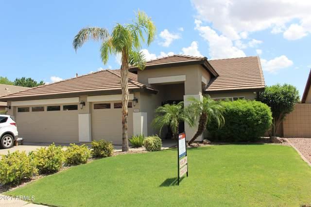 3833 E Remington Drive, Gilbert, AZ 85297 (MLS #6269208) :: The Laughton Team