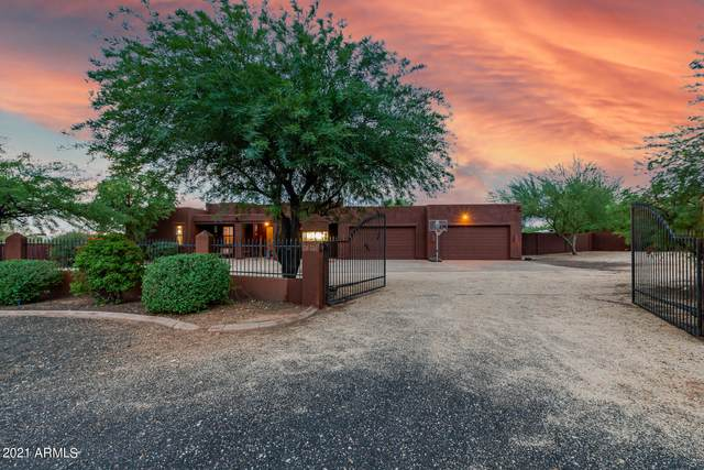 38724 N 10th Street, Phoenix, AZ 85086 (MLS #6269212) :: The Laughton Team
