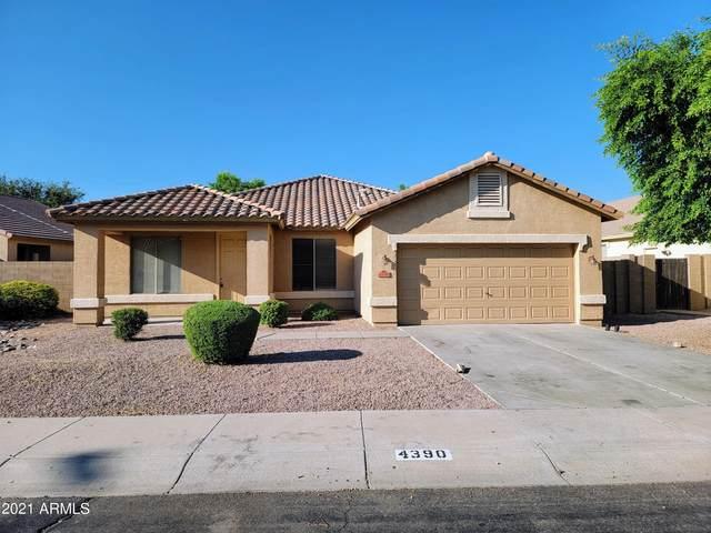 4390 E Augusta Avenue, Chandler, AZ 85249 (MLS #6269273) :: The Daniel Montez Real Estate Group