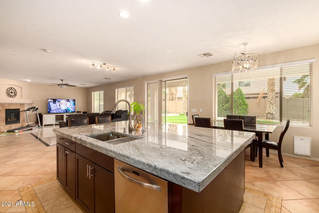 43943 W Knauss Drive, Maricopa, AZ 85138 (MLS #6269641) :: Yost Realty Group at RE/MAX Casa Grande