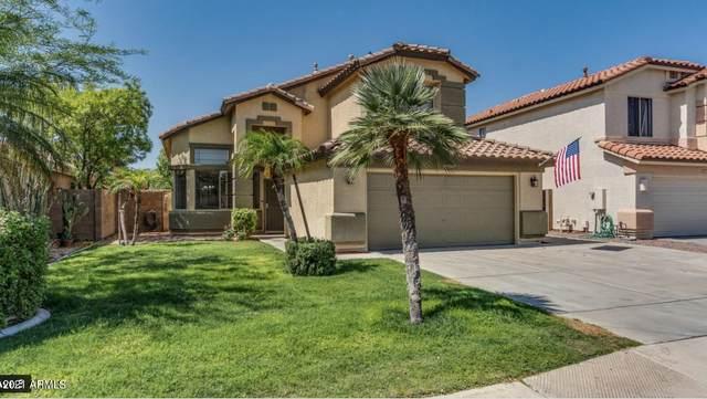 8825 W Quail Avenue, Peoria, AZ 85382 (MLS #6269692) :: The Laughton Team
