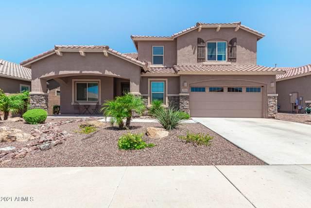 3958 E Honeysuckle Place, Chandler, AZ 85286 (MLS #6269722) :: Elite Home Advisors