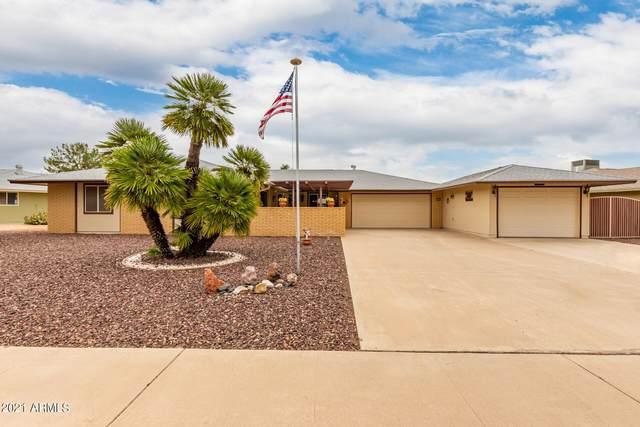 15605 N Bowling Green Drive, Sun City, AZ 85351 (MLS #6269724) :: Elite Home Advisors