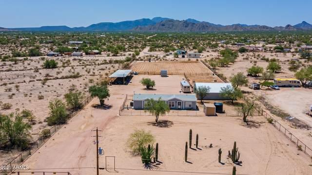 52315 W Dune Shadow Road, Maricopa, AZ 85139 (MLS #6269726) :: The Laughton Team