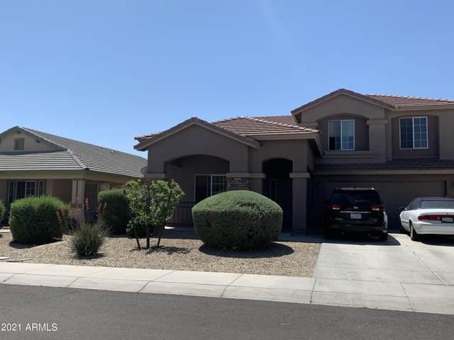 18545 W Vogel Avenue, Waddell, AZ 85355 (MLS #6269784) :: Yost Realty Group at RE/MAX Casa Grande