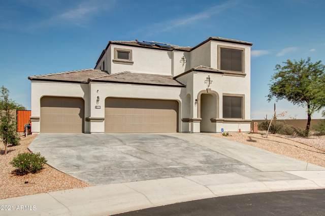 4080 N 308TH Drive, Buckeye, AZ 85396 (MLS #6269944) :: Dave Fernandez Team | HomeSmart