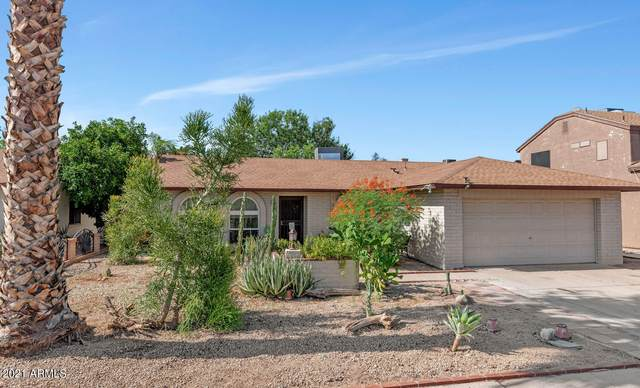 5327 W Shaw Butte Drive, Glendale, AZ 85304 (MLS #6270091) :: Yost Realty Group at RE/MAX Casa Grande
