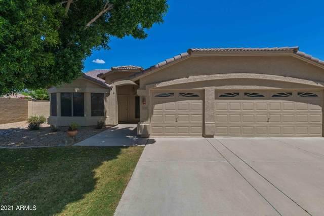4953 S Moss Drive, Chandler, AZ 85248 (MLS #6270122) :: The Copa Team | The Maricopa Real Estate Company