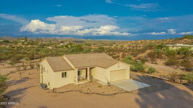 1445 W Kenrick Drive, Wickenburg, AZ 85390 (MLS #6270145) :: Service First Realty