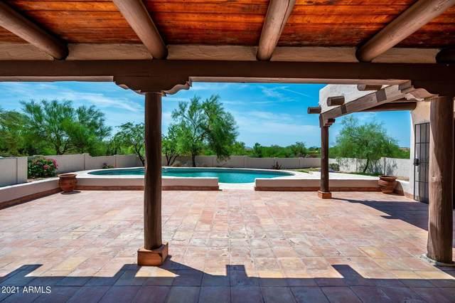 8127 E Via Del Sol Drive, Scottsdale, AZ 85255 (MLS #6270207) :: Yost Realty Group at RE/MAX Casa Grande