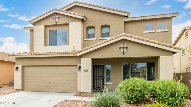 14869 W Larkspur Drive, Surprise, AZ 85379 (MLS #6270223) :: Openshaw Real Estate Group in partnership with The Jesse Herfel Real Estate Group