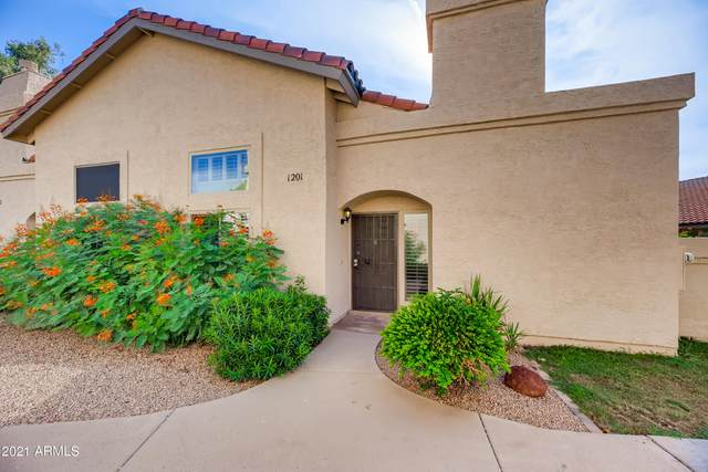 2019 W Lemon Tree Place #1201, Chandler, AZ 85224 (MLS #6270241) :: Executive Realty Advisors