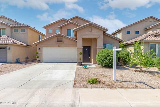 44263 W Mcclelland Drive, Maricopa, AZ 85138 (MLS #6270242) :: Kepple Real Estate Group
