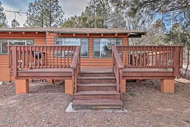 4231 Gila Drive, Lakeside, AZ 85929 (MLS #6270252) :: Executive Realty Advisors