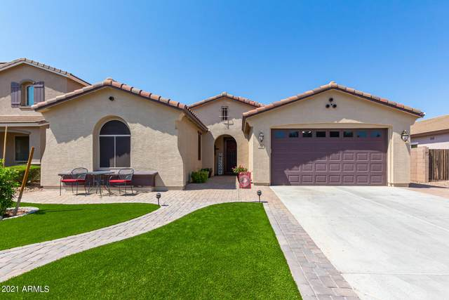 2726 E Sourwood Drive, Gilbert, AZ 85298 (MLS #6270501) :: Service First Realty