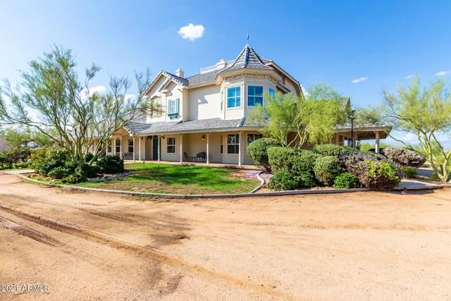 14138 E Peak View Road, Scottsdale, AZ 85262 (MLS #6270556) :: The Copa Team | The Maricopa Real Estate Company