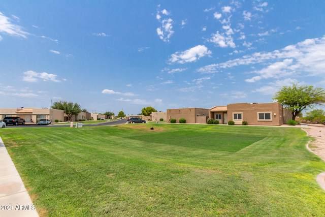 2300 E Magma Road #25, San Tan Valley, AZ 85143 (MLS #6270623) :: Executive Realty Advisors