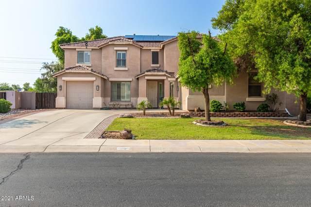13990 W Woodbridge Avenue, Goodyear, AZ 85395 (MLS #6270674) :: Executive Realty Advisors