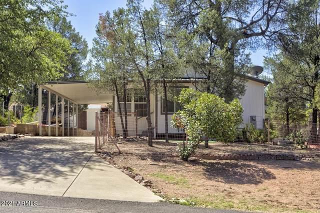 905 N Granite Drive, Payson, AZ 85541 (MLS #6270743) :: Jonny West Real Estate