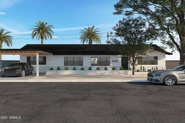 4302 E Flower Street, Phoenix, AZ 85018 (MLS #6270857) :: The Copa Team   The Maricopa Real Estate Company