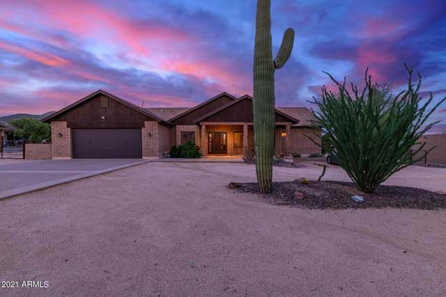 39521 N 10th Street, Phoenix, AZ 85086 (MLS #6270861) :: Elite Home Advisors