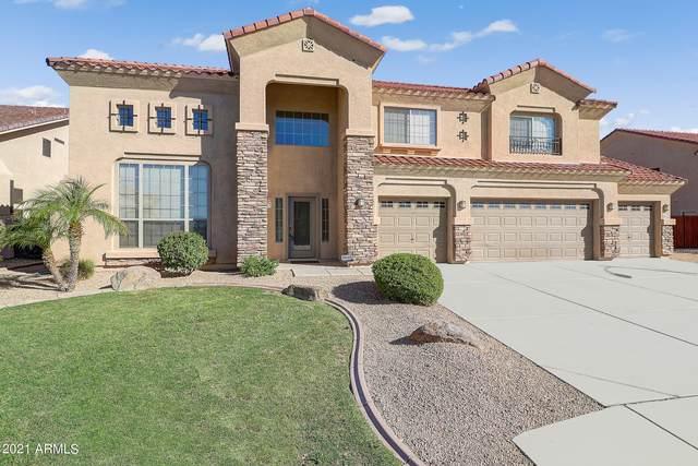 9755 W Keyser Drive, Peoria, AZ 85383 (MLS #6271068) :: Executive Realty Advisors