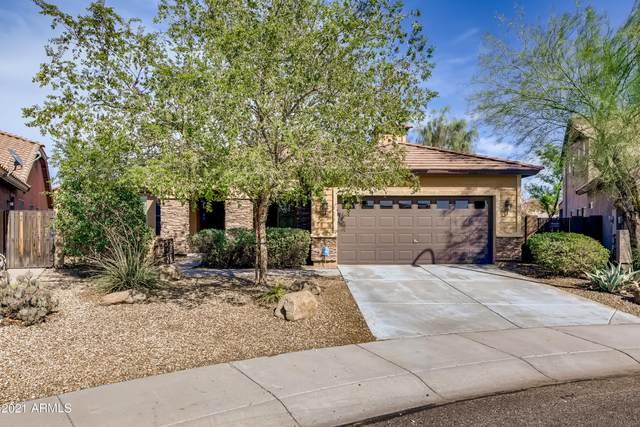 5244 W Novak Way, Laveen, AZ 85339 (MLS #6271071) :: Yost Realty Group at RE/MAX Casa Grande
