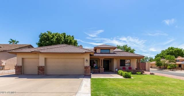 1808 N Sandal Street, Mesa, AZ 85205 (MLS #6271205) :: Scott Gaertner Group
