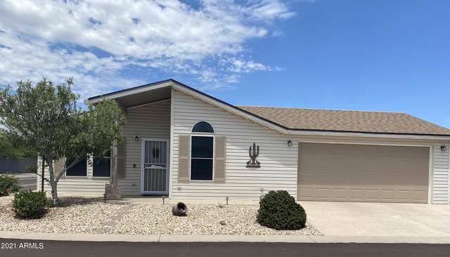 3301 S Goldfield Road S #1065, Apache Junction, AZ 85119 (MLS #6271255) :: Jonny West Real Estate