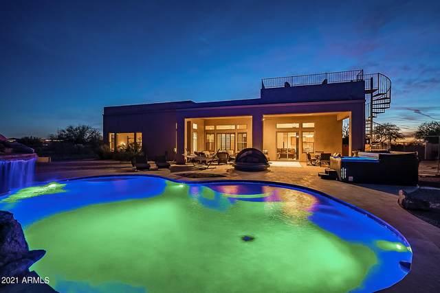 4661 E Rockrose Drive, Cave Creek, AZ 85331 (MLS #6271282) :: Executive Realty Advisors