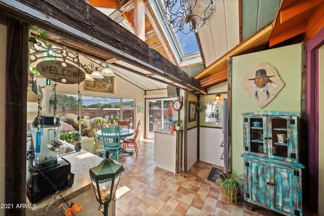 17534 W Ridgeway Drive, Yarnell, AZ 85362 (MLS #6271482) :: Yost Realty Group at RE/MAX Casa Grande