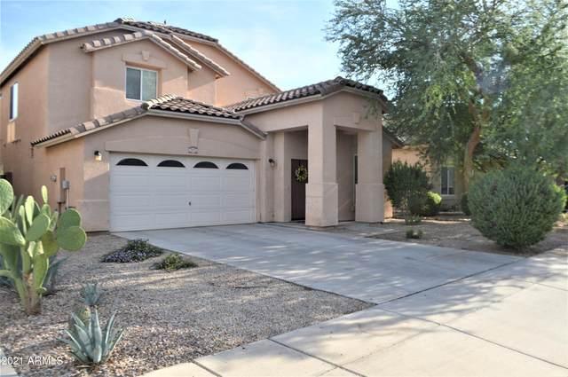 3173 W Five Mile Peak Drive, Queen Creek, AZ 85142 (MLS #6271687) :: Jonny West Real Estate