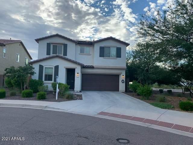 1649 N 212TH Drive, Buckeye, AZ 85396 (MLS #6271734) :: Elite Home Advisors
