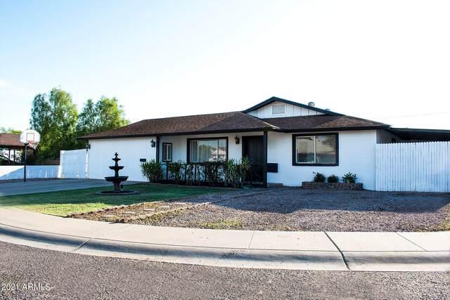 2524 N 57TH Drive, Phoenix, AZ 85035 (MLS #6271812) :: Yost Realty Group at RE/MAX Casa Grande