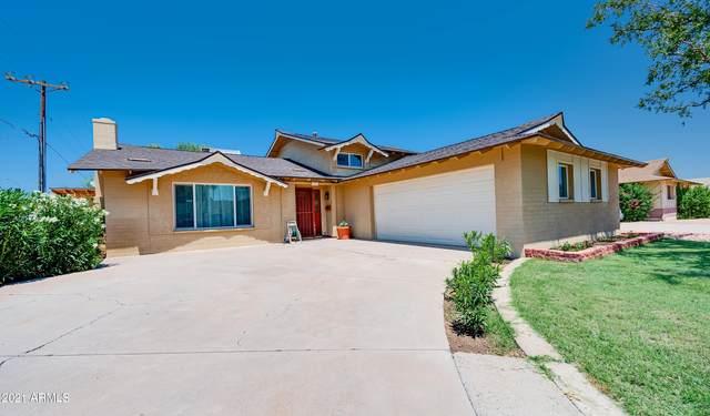 8602 E El Charro Lane, Scottsdale, AZ 85250 (MLS #6272195) :: Service First Realty