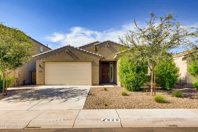 626 W Tallula Trail, San Tan Valley, AZ 85140 (MLS #6272196) :: Arizona 1 Real Estate Team