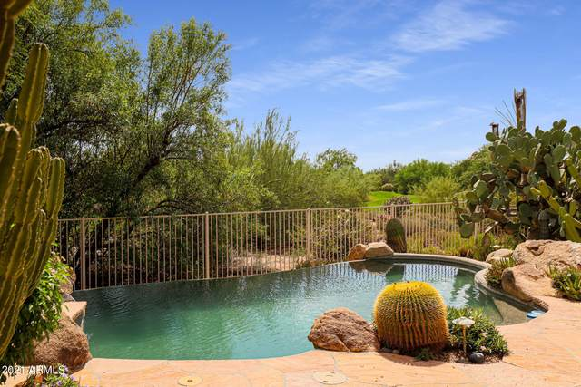 7665 E Old Paint Trail, Scottsdale, AZ 85266 (MLS #6272274) :: Yost Realty Group at RE/MAX Casa Grande