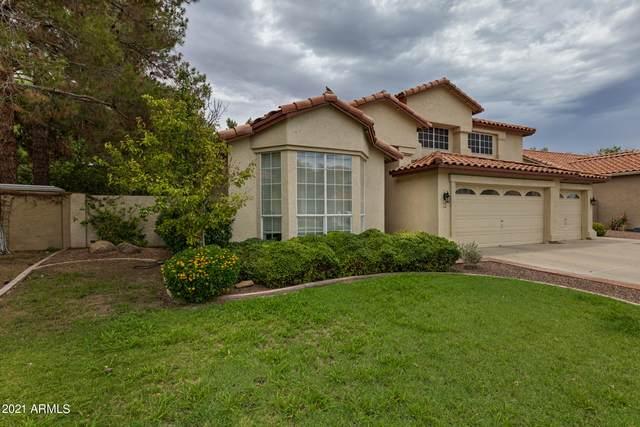 1711 W Monterey Street, Chandler, AZ 85224 (MLS #6272314) :: Service First Realty