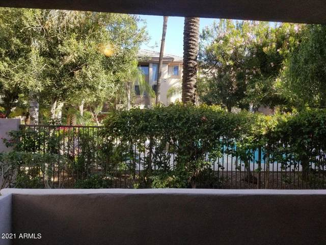 4343 N 21ST Street #135, Phoenix, AZ 85016 (MLS #6272465) :: Service First Realty