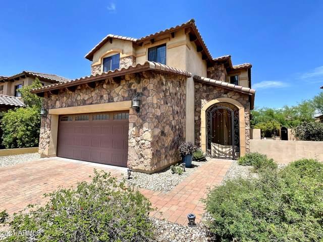 8648 E Inca Street, Mesa, AZ 85207 (MLS #6272646) :: Keller Williams Realty Phoenix