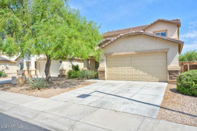 22262 W Yavapai Street, Buckeye, AZ 85326 (MLS #6272680) :: Justin Brown   Venture Real Estate and Investment LLC