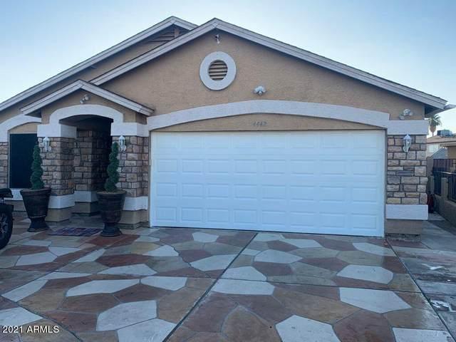 4442 N 84th Drive, Phoenix, AZ 85037 (MLS #6272774) :: Keller Williams Realty Phoenix