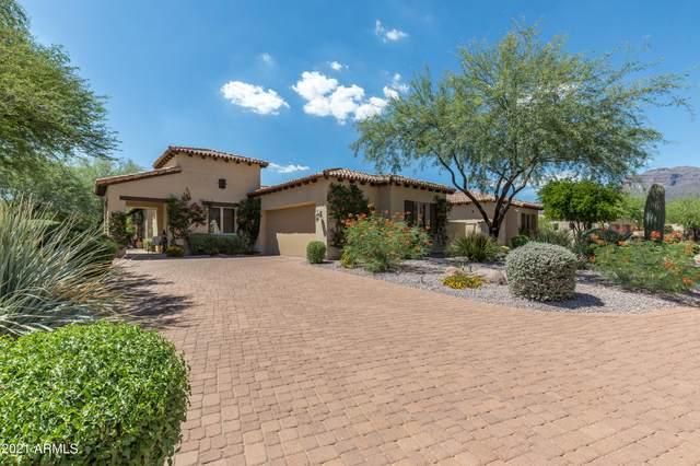 3134 S Amble Pass, Gold Canyon, AZ 85118 (MLS #6272851) :: Executive Realty Advisors
