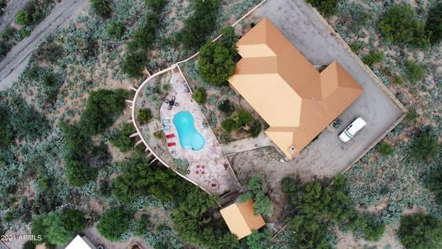 6000 N Camino Esquina, Tucson, AZ 85718 (MLS #6272968) :: Elite Home Advisors
